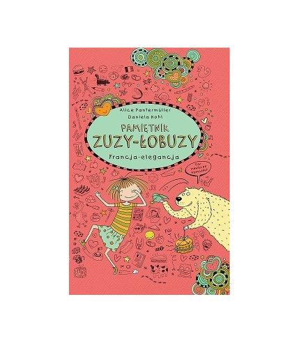 Francja elegancja pamiętnik zuzy łobuzy tom 7
