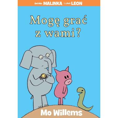 Mogę grać z wami świnka malinka i słoń leon