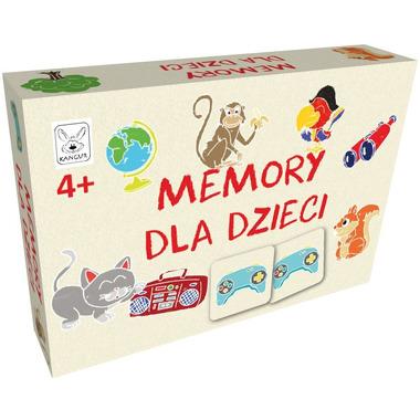 Gra memory dla dzieci
