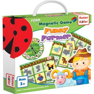 Gra magnetyczna funny farmer rk3203-02