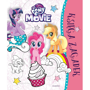 Księga zagadek my little pony the movie