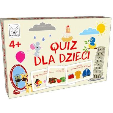 Gra quiz dla dzieci