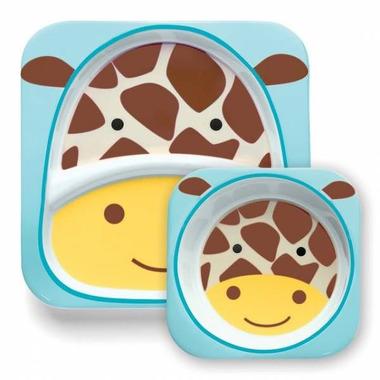 Zestaw Zoo Żyrafa