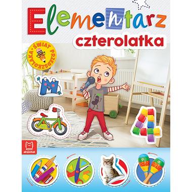 Elementarz 4-latka. śWiat przedszkolaka