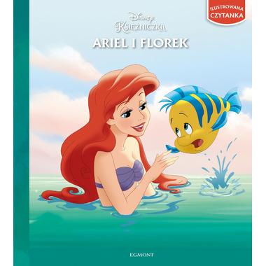 Ariel i florek ilustrowana czytanka