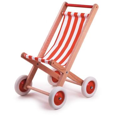 Egmont toys, drewniany wózek - spacerówka