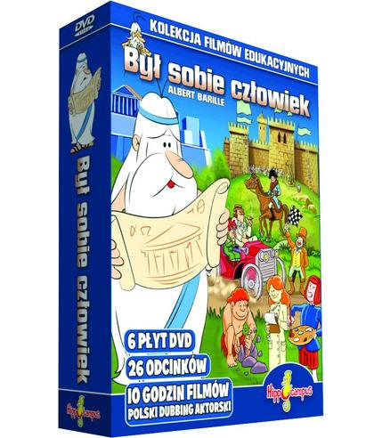 DVD Było Sobie Człowiek