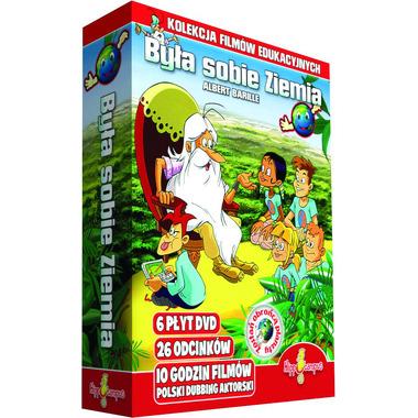 DVD Była sobie Ziemia