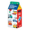 Mudpuppy, Zestaw drewnianych magnesów Środki transportu 35 elementów