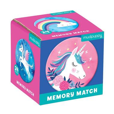 Mudpuppy, Gra Mini Memory Magiczne jednorożce