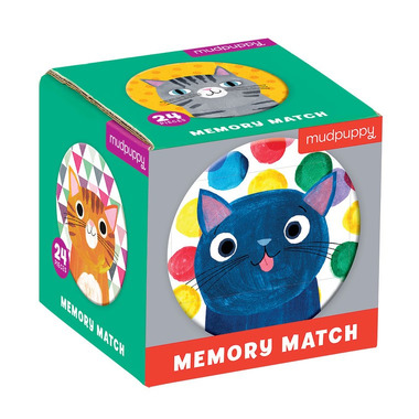 Mudpuppy, Gra Mini Memory Koty