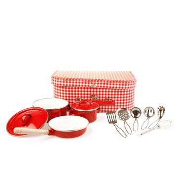 Egmont toys, Zestaw kuchenny czerwony