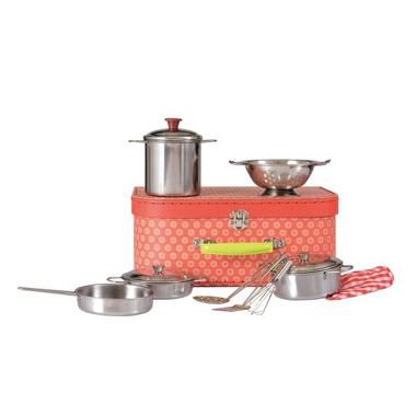 Egmont toys, Zestaw kuchenny pomarańczowy