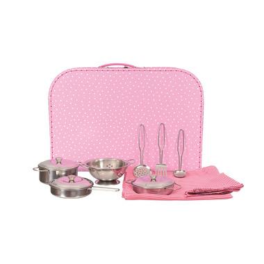 Egmont toys, Zestaw kuchenny różowy