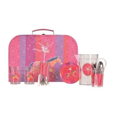 Egmont toys, Zestaw piknikowy w walizce Woltyżerka