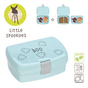 Lassig, Lunchbox Little Spookies Aqua