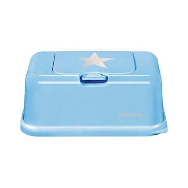 Funkybox, Pojemnik na Chusteczki Blue Silver Star