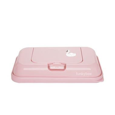 Funkybox, Pojemnik na Chusteczki To Go Pink Swan