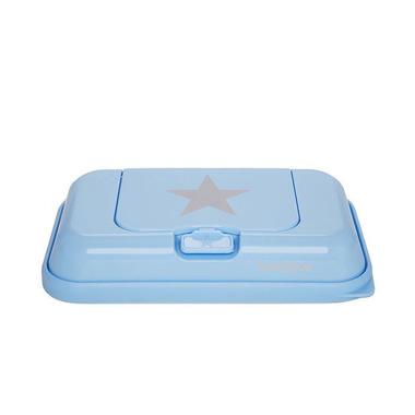 Funkybox, Pojemnik na Chusteczki To Go Blue Silver Star