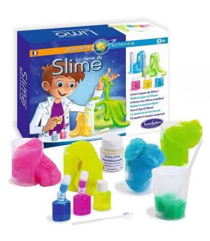 SentoSphere, Fabryka masy żelowej Slime