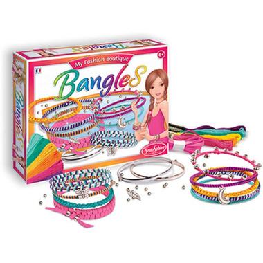 SentoSphere, Bransoletki bangles do robienia dla dziewczyn