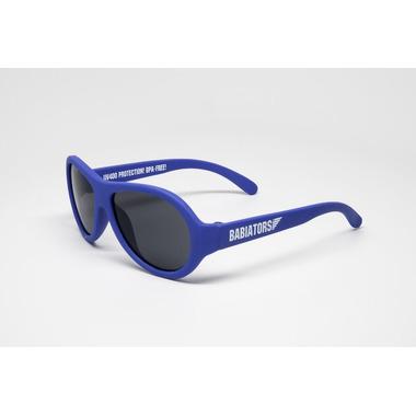 Babiators, okulary przeciwsłoneczne Classic 3-7 Niebieski Aniołek