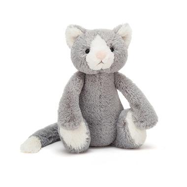 Jellycat, Kot szary 18cm