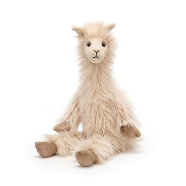 Jellycat, Lama maskotka - Luis 45cm