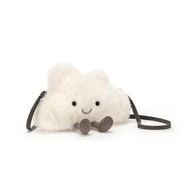 Jellycat, Amuse Chmurka torebka na ramię 20cm