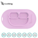 Eco Viking, BLW 4 in 1 Eating Helper Owl Lavender