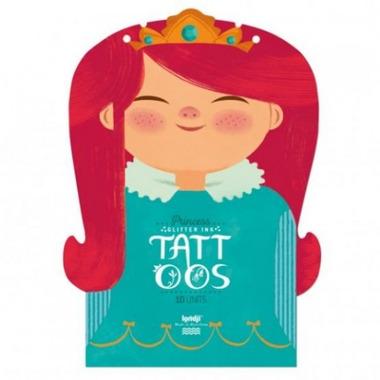Londji, Tattoos Princess - tatuaże księżniczki