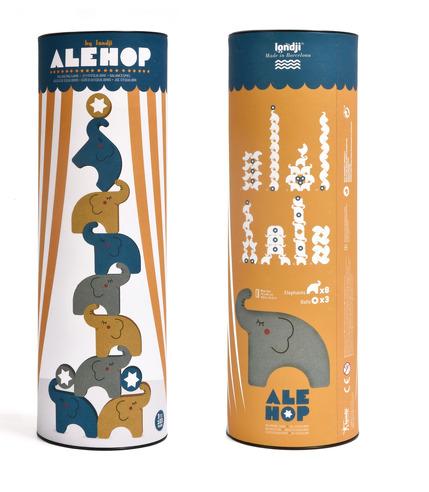 Londji, Drewniana równoważnia Ale-Hop!