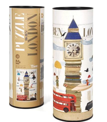 Londji, London Puzzle 200 pcs