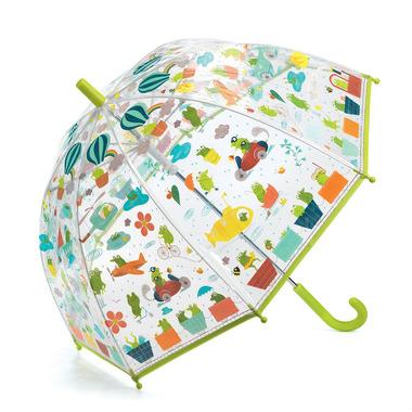 Djeco, Parasol przeciwdeszczowy ŻABKI