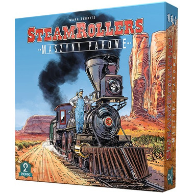 Gra steam rollers