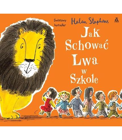 Jak schować lwa w szkole