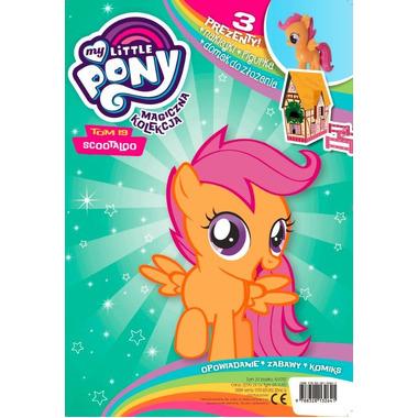 Scootaloo my little pony magiczna kolekcja tom 19