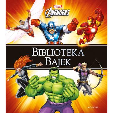 Marvel biblioteka bajek