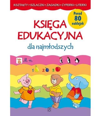 Księga edukacyjna dla najmłodszych 2 wyd. 3