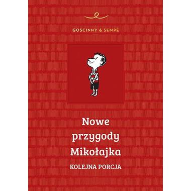 Nowe przygody mikołajka kolejna porcja wyd. 2