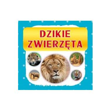 Dzikie zwierzęta harmonijki małe wyd. 2