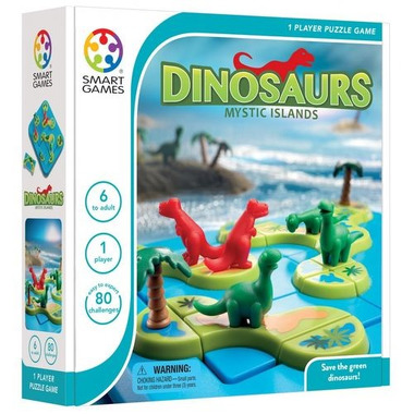Gra dinozaury smart games