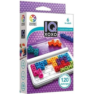 Gra iq xoxo smart games