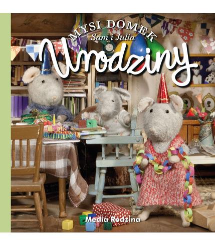 Urodziny mysi domek