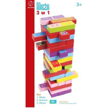 Gra wieża 3 w 1