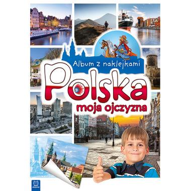Polska album z naklejkami