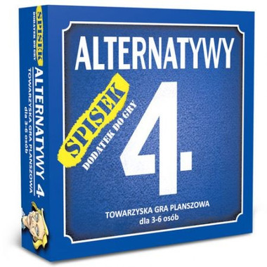 Alternatywy 4 spisek dodatek do gry