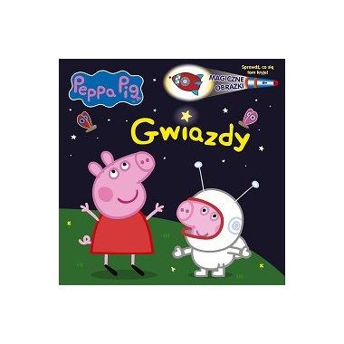 Gwiazdy świnka peppa magiczne obrazki