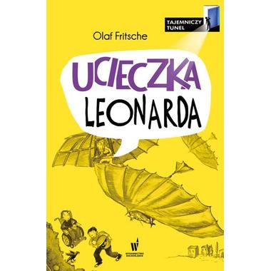 Ucieczka leonarda tajemniczy tunel wyd. 2