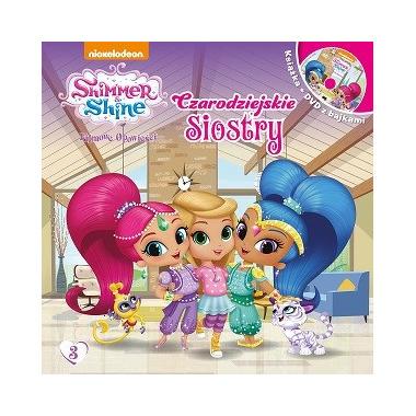Czarodziejskie siostry shimmer and shine + dvd